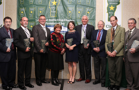 vermont sports hall of fame 5th class 2017 inductees